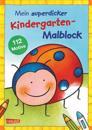 Mein superdicker Kindergarten-Malblock