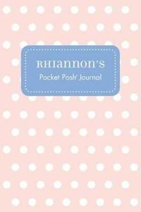 Rhiannon's Pocket Posh Journal, Polka Dot