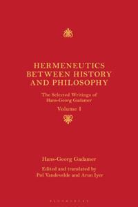 Hermeneutics between History and Philosophy