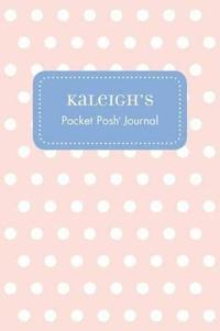 Kaleigh's Pocket Posh Journal, Polka Dot
