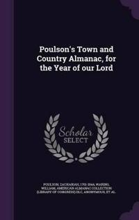 Poulson's Town and Country Almanac, for the Year of Our Lord