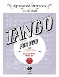 Tango for Two. 12 Tangos for Clarinet Solo