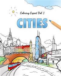 Coloring Expert Vol. 1: Around the World with Coloring Expert