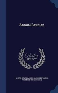 Annual Reunion