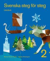 Svenska steg för steg 2 lärobok