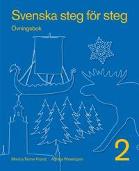 Svenska steg för steg 2 övningsbok