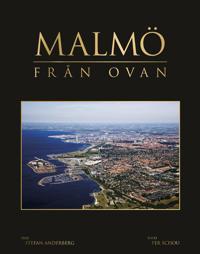 Malmö från ovan