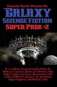 Galaxy Science Fiction Super Pack #2