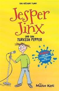 Jesper Jinx and the Turkish Pepper