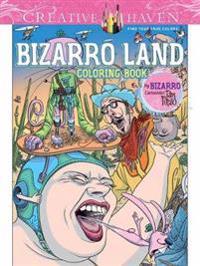 Bizarro Land Coloring Book