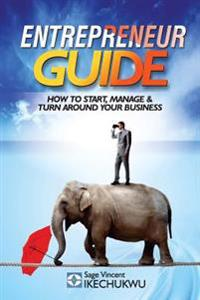 Entrepreneur Guide: How to Start, Manage and Turn-Around Your Business