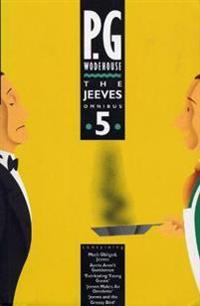 Jeeves omnibus - vol 5 - (jeeves & wooster)