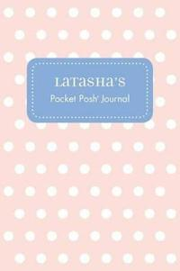 Latasha's Pocket Posh Journal, Polka Dot