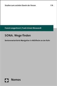 Sona. Wege Finden: Seniorenorientierte Navigation in Muhlheim an Der Ruhr