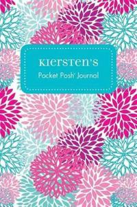 Kiersten's Pocket Posh Journal, Mum