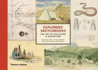 Explorers sketchbooks - the art of discovery & adventure