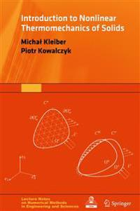 Introduction to Nonlinear Thermomechanics of Solids