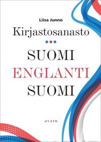 Kirjastosanasto suomi-englanti-suomi