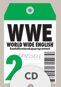 World Wide English S 2 Elev-cd för komplettering (5-pack)