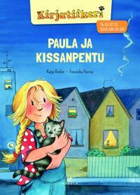Paula ja kissanpentu