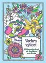 Vackra vykort 25 blommiga kort att färglägga och skicka
