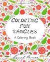 Coloring Fun Tangles: A Coloring Book