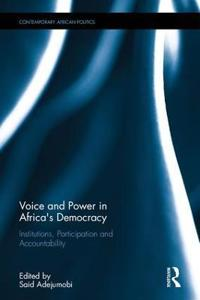 Voice and Power in Africa's Democracy