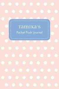 Tamika's Pocket Posh Journal, Polka Dot
