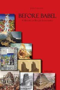 Before Babel: A History of Basque Literatures
