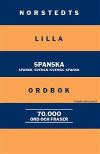 Norstedts lilla spanska ordbok