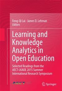 Learning and Knowledge Analytics in Open Education