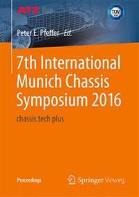 7th International Munich Chassis Symposium 2016: Chassis.Tech Plus
