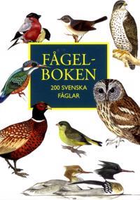 Fågelboken : 200 svenska fåglar