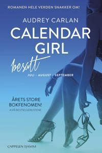 Calendar girl: Besatt