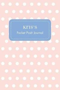 Kris's Pocket Posh Journal, Polka Dot