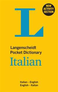 Langenscheidt Pocket Dictionary Italian: Italian-English/English-Italian