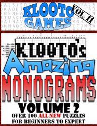Klooto's Amazing Nonograms: Vol. II