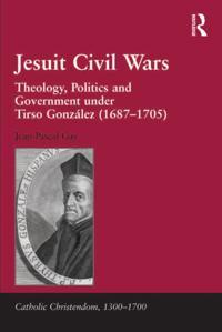 Jesuit Civil Wars