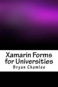 Xamarin Forms for Universities