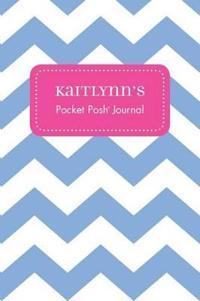 Kaitlynn's Pocket Posh Journal, Chevron