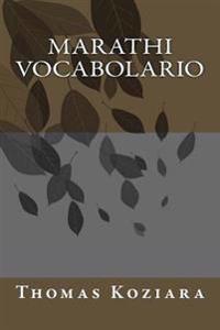 Marathi Vocabolario