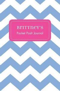 Brittney's Pocket Posh Journal, Chevron