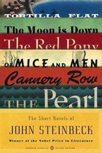 The Short Novels of John Steinbeck (Penguin Classics Deluxe Edition)