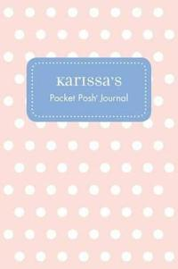 Karissa's Pocket Posh Journal, Polka Dot