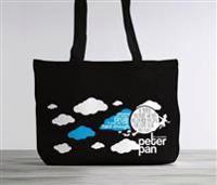 Peter Pan Tote Bag: (Tote Bag)