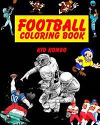 Football Coloring Book