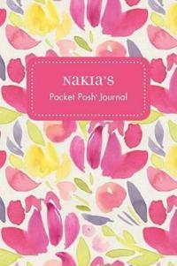 Nakia's Pocket Posh Journal, Tulip