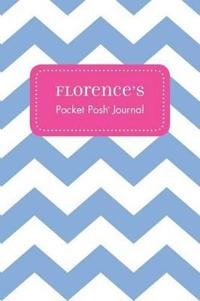Florence's Pocket Posh Journal, Chevron