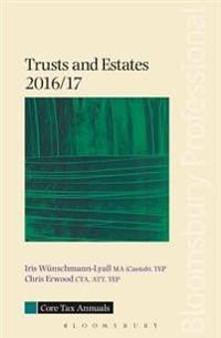 Trusts and Estates 2016/17