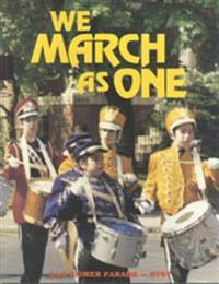 We March as One - Lag B'Omer 5747: A Photographic Journal of the Lag Bomer Parade - 5747/1987